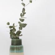 Vase céramique tourné
